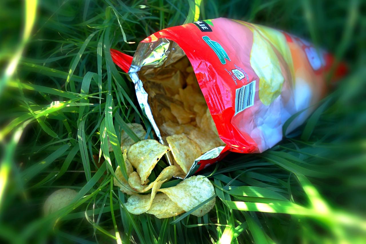 Chipsy – dlaczego tak szkodliwe?